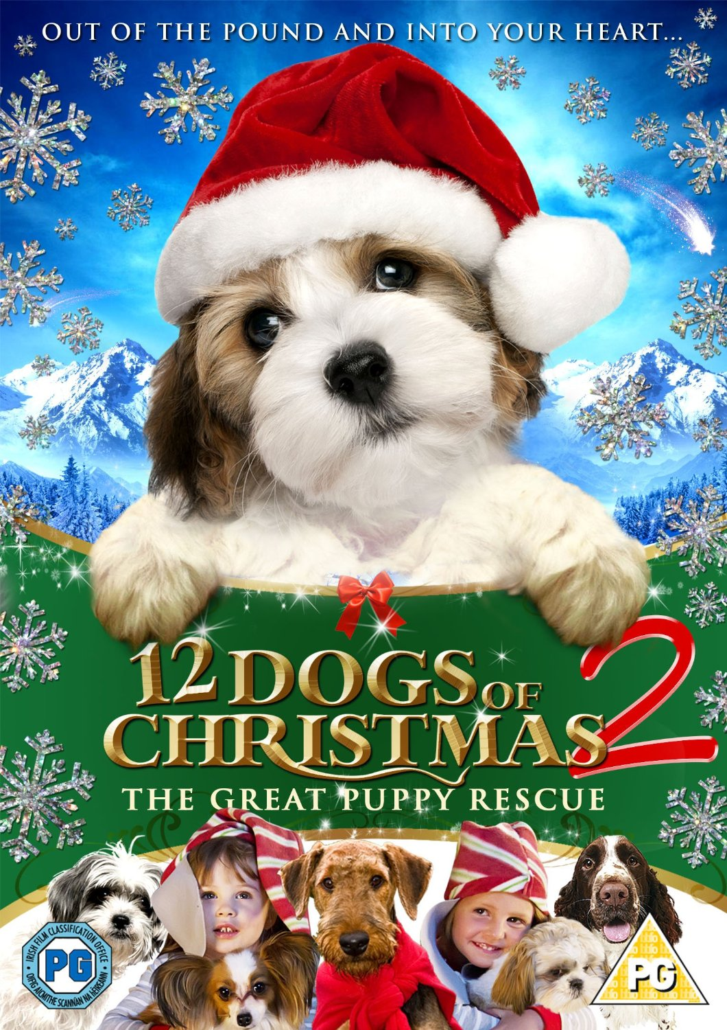 12 Dogs Of Christmas 2 - Great Puppy Rescue (DVD)