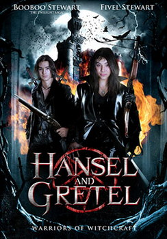 Hansel And Gretel - Warriors Of Witchcraft (DVD)