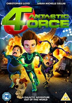 Fantastic 4Orce (DVD)