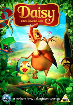 Daisy - A Hen Into The Wild (DVD)