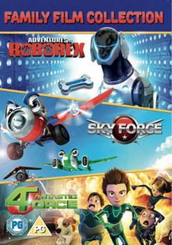 Family Fun Collection  (DVD)
