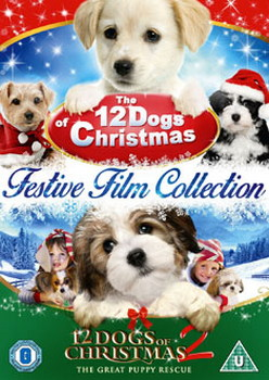 The 12 Dogs Of Christmas/12 Dogs Of Christmas: Great Puppy Rescue (DVD)