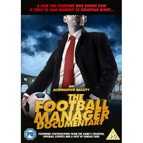 An Alternative Reality: The Football Manager Documentary (Dvd) (DVD)