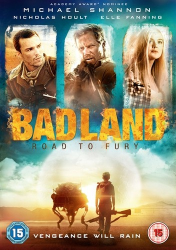 Bad Land: Road To Fury (DVD)