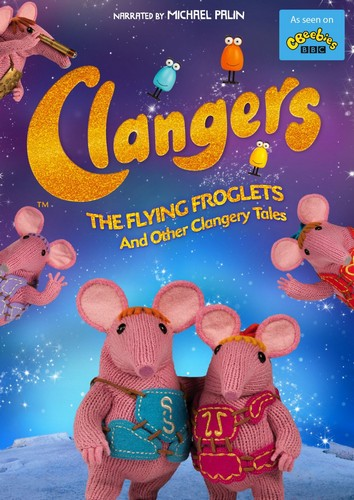 Clangers - Season 1 (Episodes 1-11) (DVD)