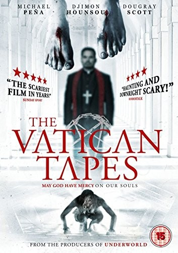 The Vatican Tapes (DVD)