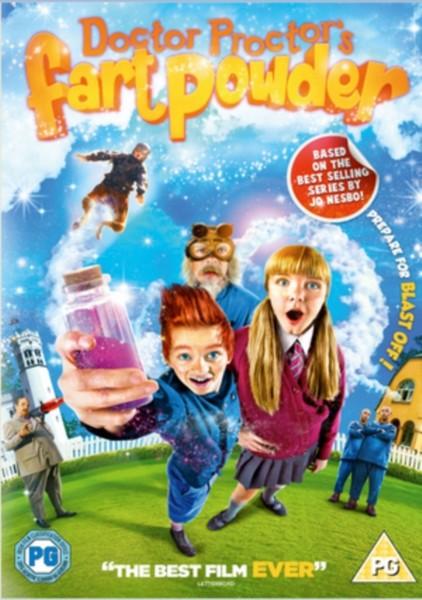 Doctor Proctor'S Fart Powder (DVD)