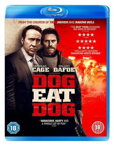 Dog Eat Dog [Blu-ray] (Blu-ray)