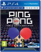 Ping Pong (PSVR)