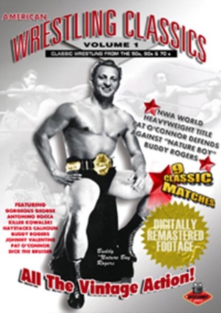 American Wrestling Classics Vol.1 (DVD)
