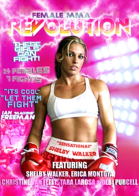 Female Mma Revolution - These Girls Can Fight (DVD)