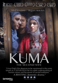 Kuma (The Second Wife) (DVD)
