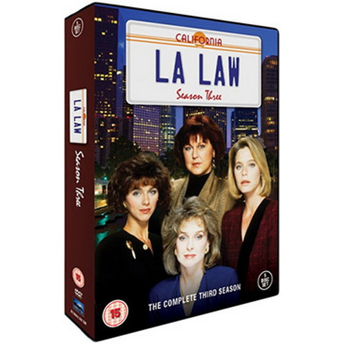 L.A. Law: Season 3 (1989) (DVD)
