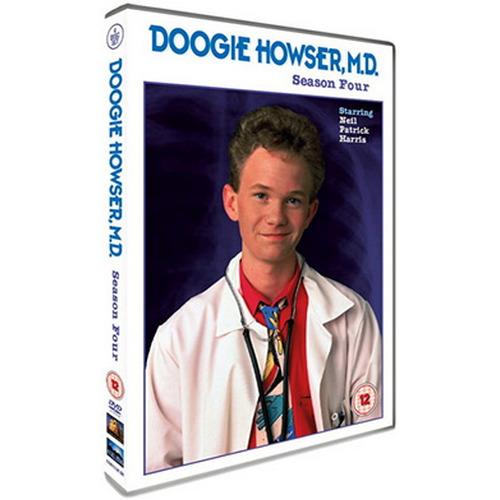 Doogie Howser  M.D.: Season 4 (1993) (DVD)