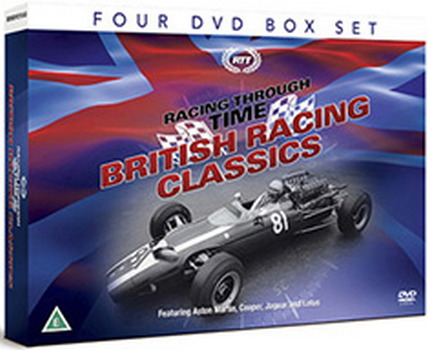Racing Through Time - British Classics 4 Dvd Gift Set (DVD)