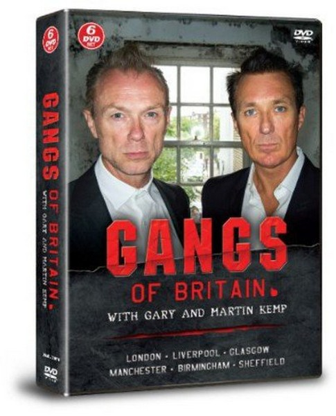 Gangs Of Britain With Gary & Martin Kemp (DVD)