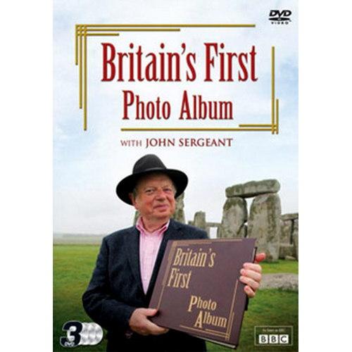 Britain'S First Photo Album With John Sergeant (DVD)