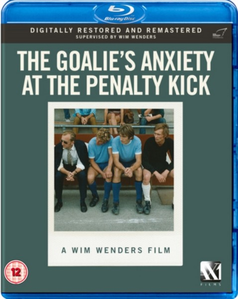 The Goalie's Anxiety At The Penalty Kick (Blu-ray)