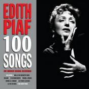 Edith Piaf - 100 Hits [4CD Box Set] (Music CD)
