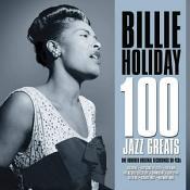Billie Holiday - 100 Jazz Greats [4CD Box Set] (Music CD)