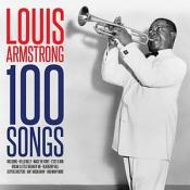 Louis Armstrong - 100 Songs [4CD Box Set] (Music CD)
