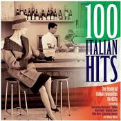 Various Artists - 100 Italian Hits (Music CD)