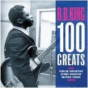 B.B. King - 100 Greats [4CD Box Set] (Music CD)