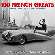 Various Artists - 100 French Greats [4CD Box Set] (Music CD)