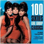 Various Artists - 100 Sixties Girl Group Classics (Box Set  4CD)