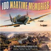 Various Artists - 100 Wartime Favourites (Box Set  4CD)