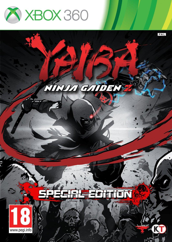 Yaiba: Ninja Gaiden Z - Special Edition (Xbox 360)