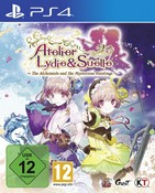 Atelier Lydie & Suelle: The Alchemists and the Mysterious Paintings (PS4)