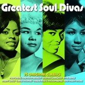 Various Artists - Greatest Soul Divas (Music CD)