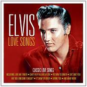 Elvis Presley - Love Songs (Music CD)