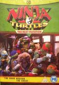 Ninja Turtle The Next Mutation Disc 10 (DVD)