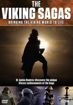 The Viking Sagas (2013) (DVD)