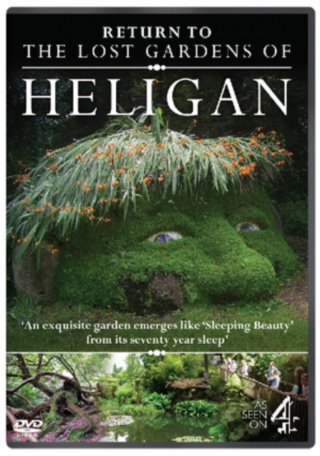 Return To The Lost Gardens Of Heligan (DVD)