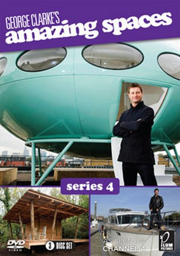 George Clarke'S Amazing Spaces: Series 4 (DVD)