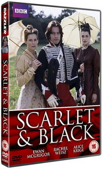 Scarlet And Black - Bbc (DVD)