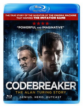 Codebreaker: The Alan Turing Story (Blu-ray)