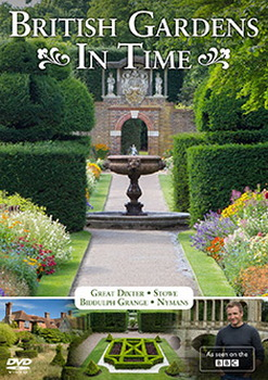 British Gardens In Time (DVD)