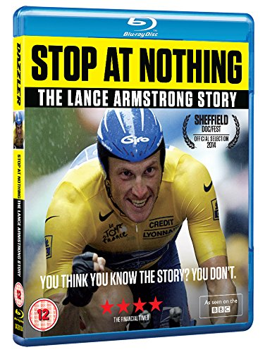 Stop at Nothing: The Lance Armstrong Story (Blu-Ray)