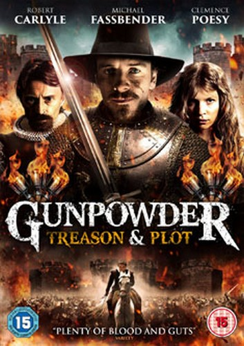 Gunpowder  Treason And Plot (DVD)
