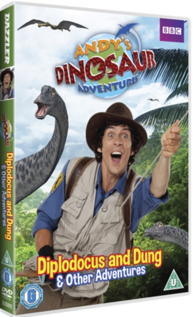 Andy'S Dinosaur Adventures: Diplodocus And Dung (DVD)