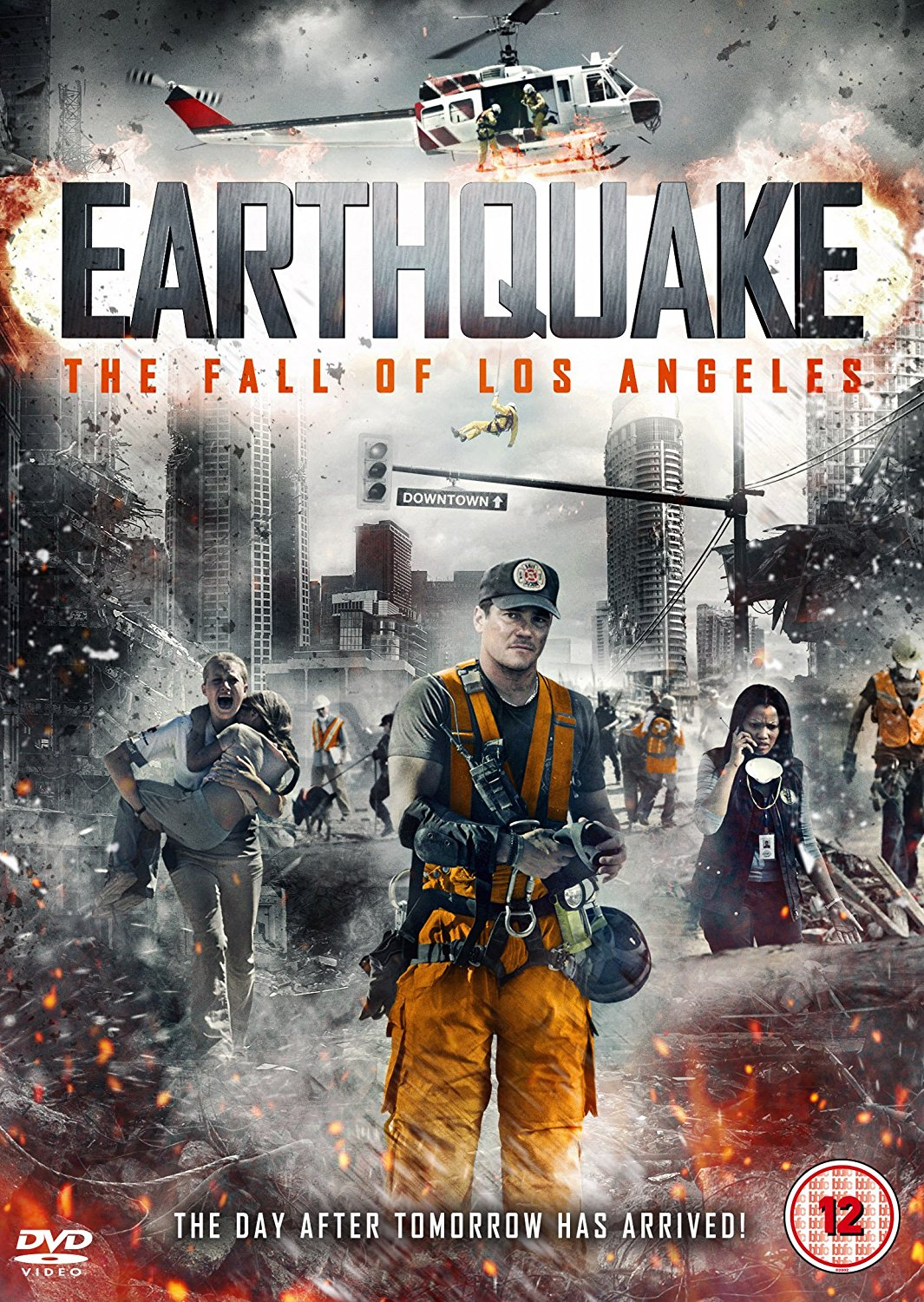 Earthquake: The Fall Of Los Angeles (DVD)