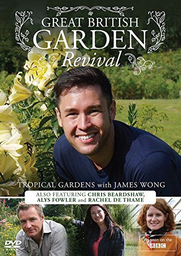 Great British Garden Revival: Tropical Gardens With James Wong (DVD)