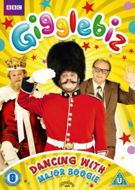 Gigglebiz: Dancing With Major Boogie (DVD)