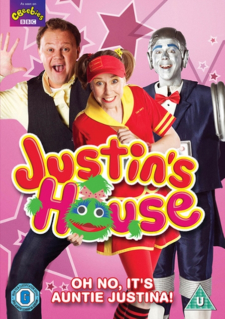 Justin'S House: Oh No  It'S Auntie Justina! (DVD)