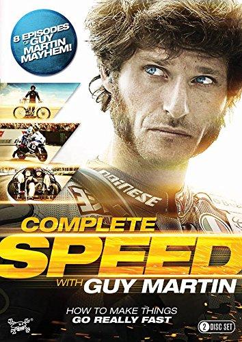 Guy Martin - Complete Speed (DVD)