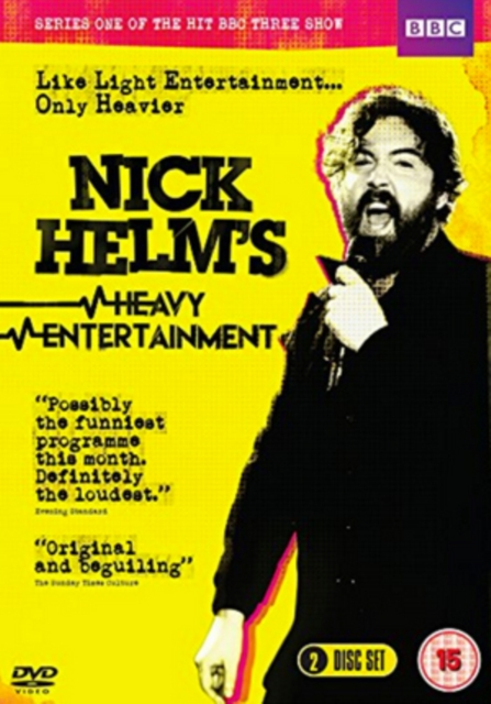 Nick Helm'S Heavy Entertainment (DVD)